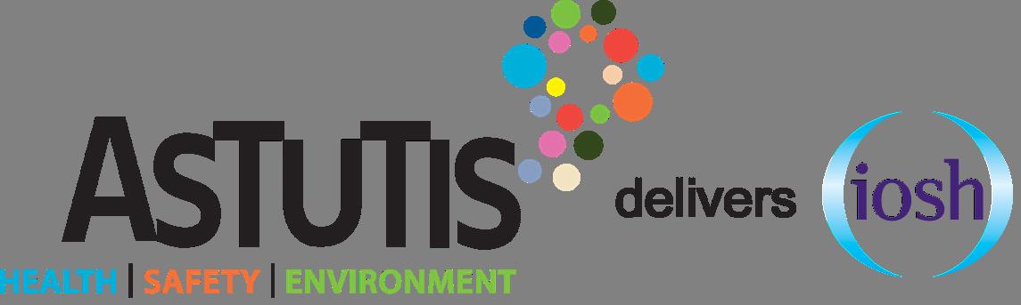 Astutis_logo_and_IOSH_logo